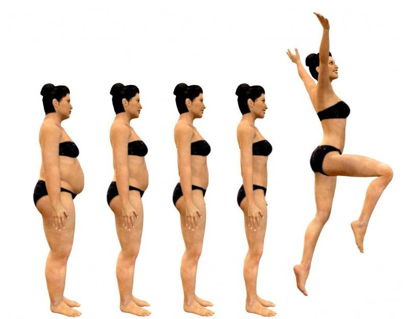 que hacer para bajar de peso efectivamente