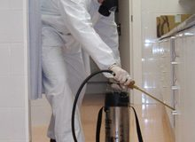 desinfección en Badajoz